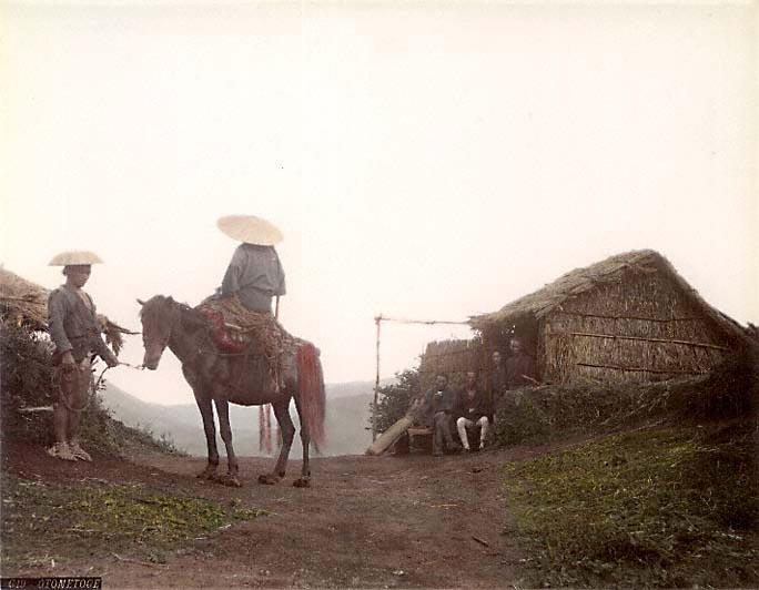 albumen print  circa 1880